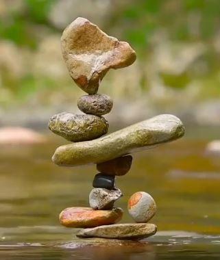 Die Kunst und der Stein.JPG